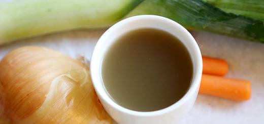 Gazillion Vegetable Broth Soup Recipe