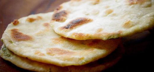 Thousand Layer Scallion Pancake