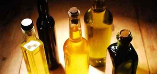 Cooking Oils and their Smoke Points