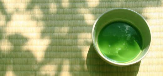 How do you get Green Tea that's actually Green?