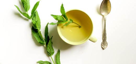Healing Benefits of Peppermint Tea