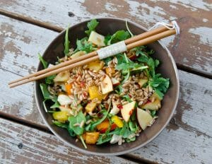 - The Art of Making Delicious Salads