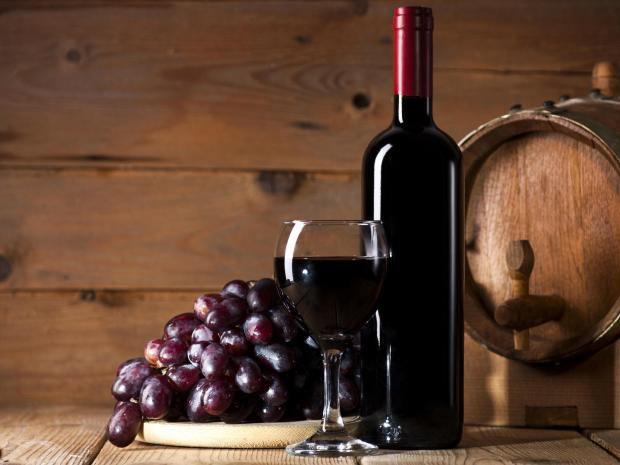Soul Invigorating Herbal Red Wine