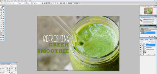 Food Photography: Photoshop Editing Tutorial