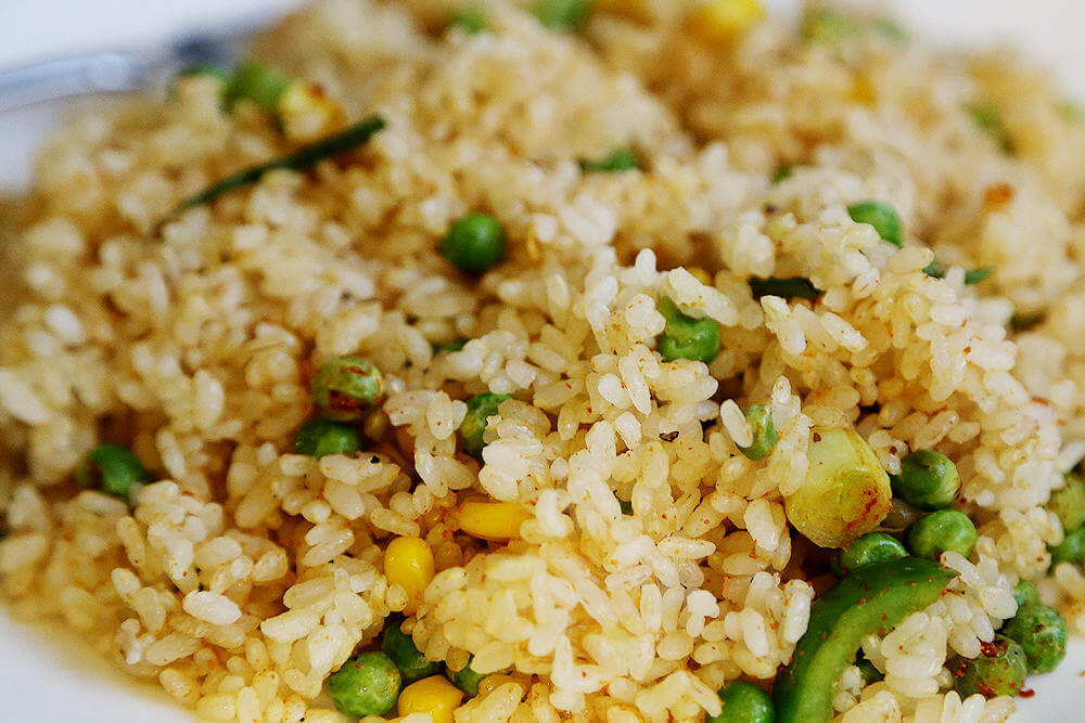 - How to Cook Fried Rice the Healthy Way