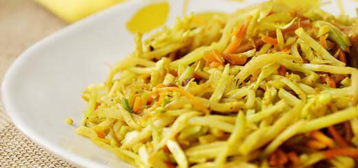 - Daily Veggie with Broccoli Slaw