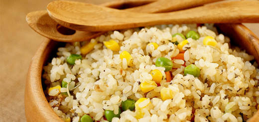 Brown Rice Salad recipe