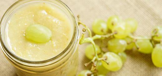 Green Grape Sauce (Used as a Sweetener)