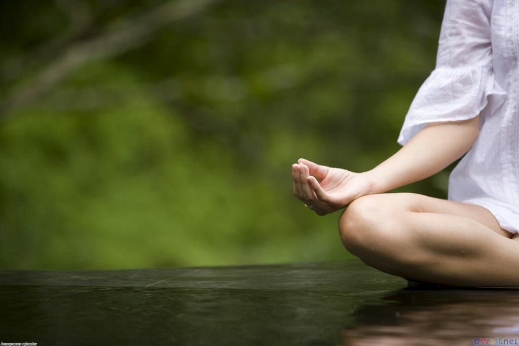 - Meditation can help Insomnia