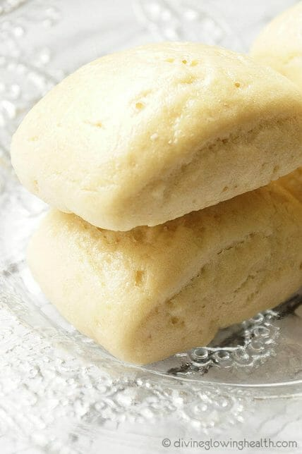- Chinese Steamed Buns (Mantou)